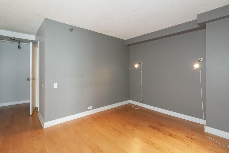 Real Estate Photography - 474 Lake Shore Dr #3112, Chiucago, IL, 60611 - Bedroom