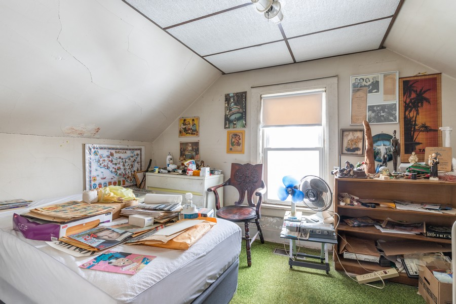 Real Estate Photography - 1771 W. Cullom Ave., Chicago, IL, 60613 - 3rd Bedroom