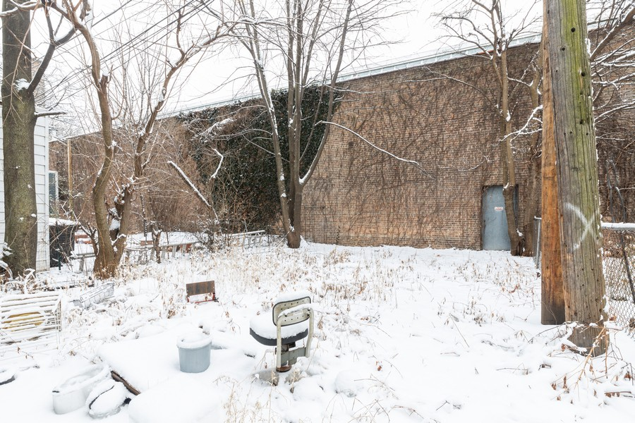 Real Estate Photography - 1771 W. Cullom Ave., Chicago, IL, 60613 - Back Yard