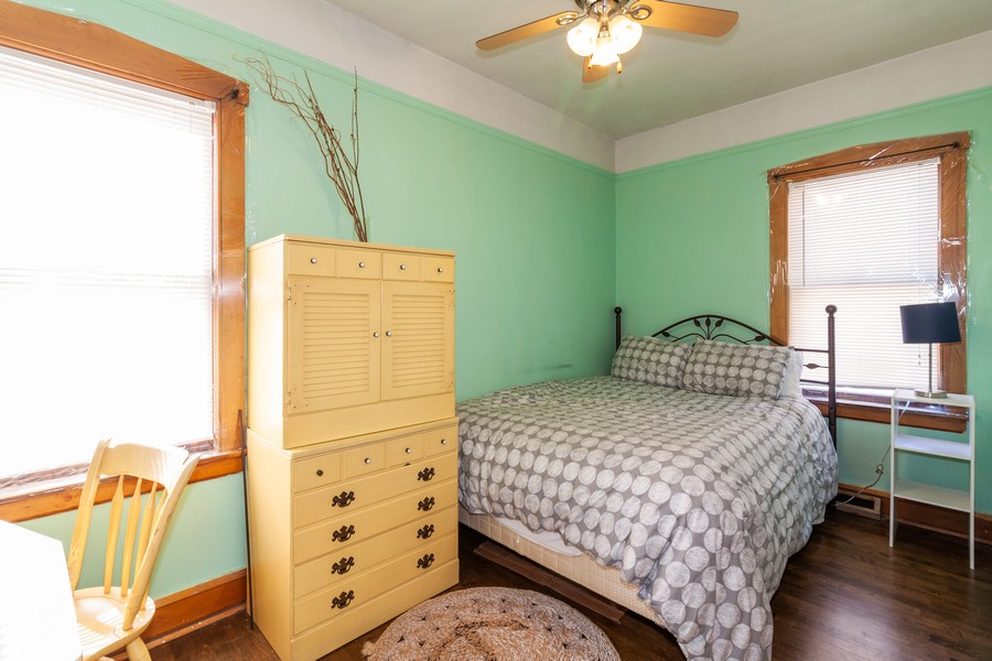 Real Estate Photography - 5929 West Grace, Chicago, IL, 60634 - 2nd Bedroom