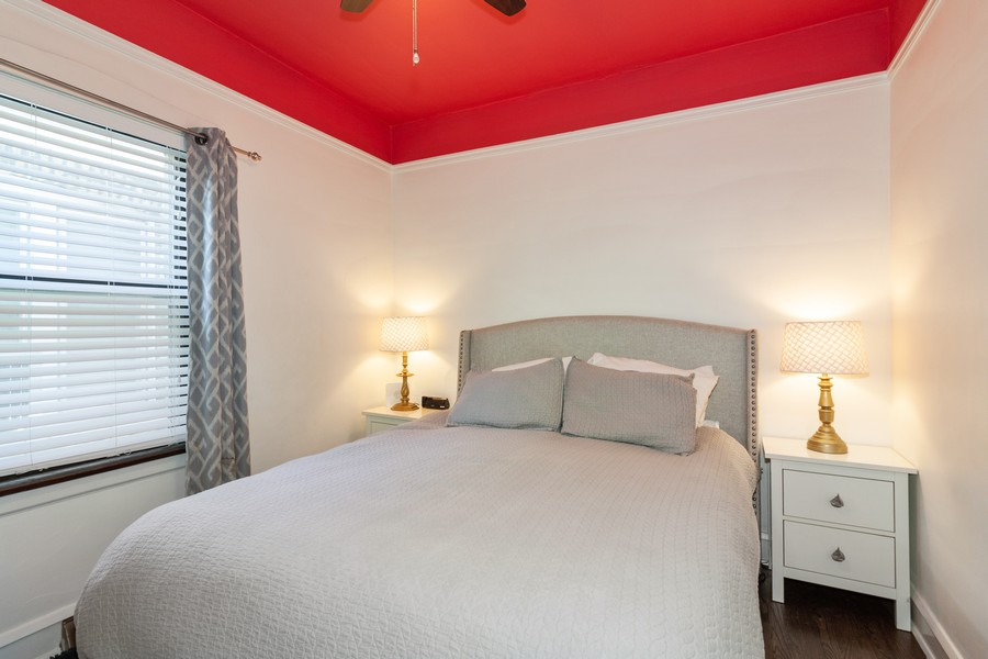 Real Estate Photography - 5929 West Grace, Chicago, IL, 60634 - Master Bedroom