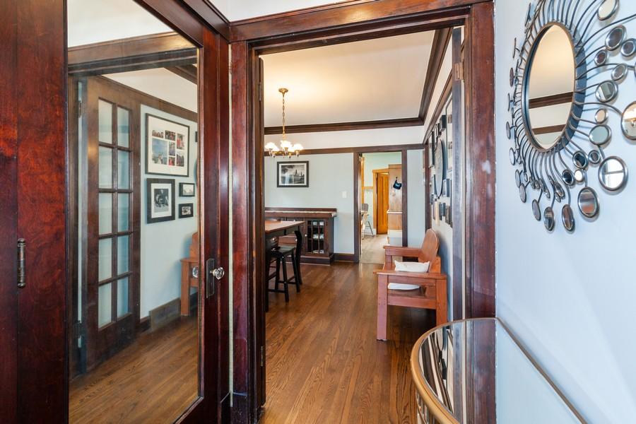 Real Estate Photography - 5929 West Grace, Chicago, IL, 60634 - Foyer