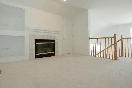 Real Estate Photography - 1040 Orchard Pond Court, Lake Zurich, IL, 60047 - Loft