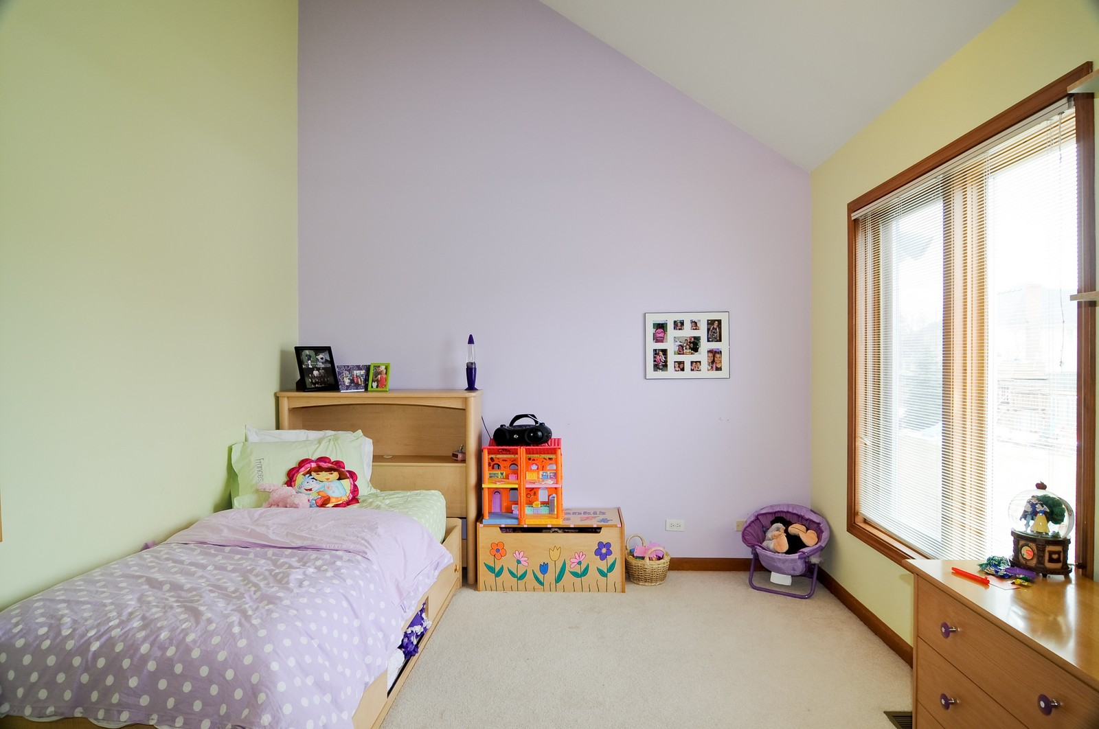 Real Estate Photography - 26W011 Quail Run Drive, Wheaton, IL, 60187 - 3rd Bedroom