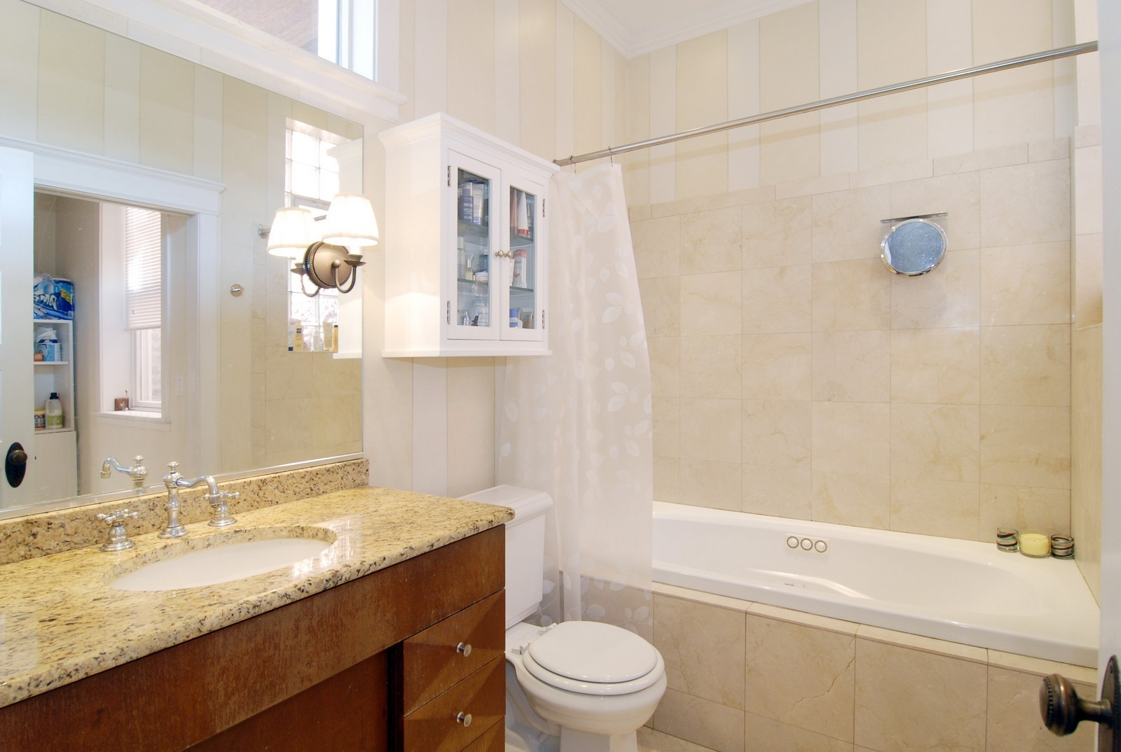Real Estate Photography - 2044 N Sheffield, Unit 3, Chicago, IL, 60614 - Master Bathroom