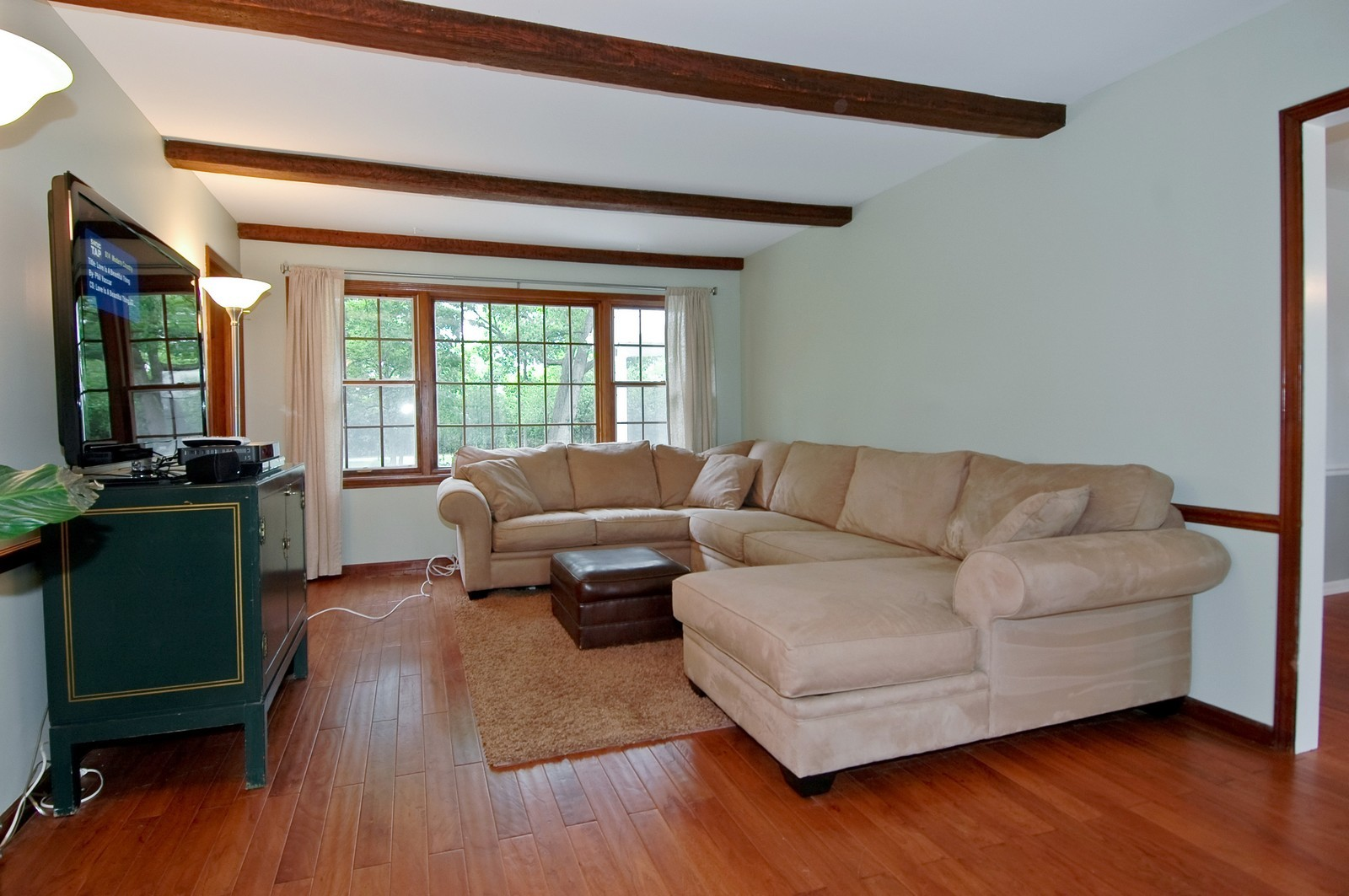 Real Estate Photography - 2785 Chapel, Barrington Hills, IL, 60010 - Family Room