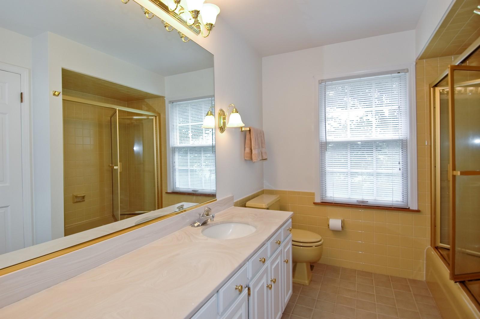Real Estate Photography - 2785 Chapel, Barrington Hills, IL, 60010 - Bathroom