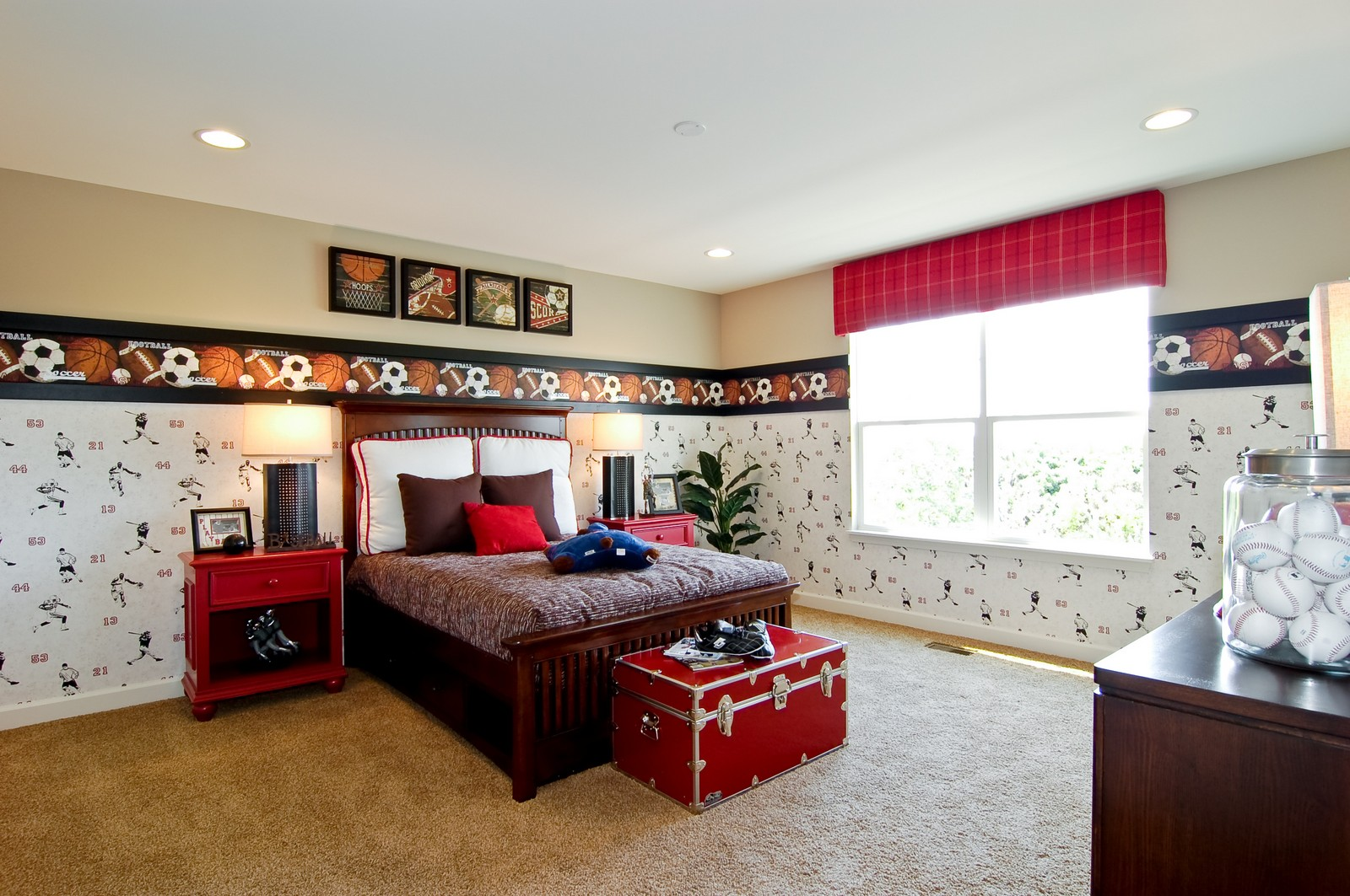 Real Estate Photography - 2648 Regency Court East, St Charles, IL, 60175 - Bedroom