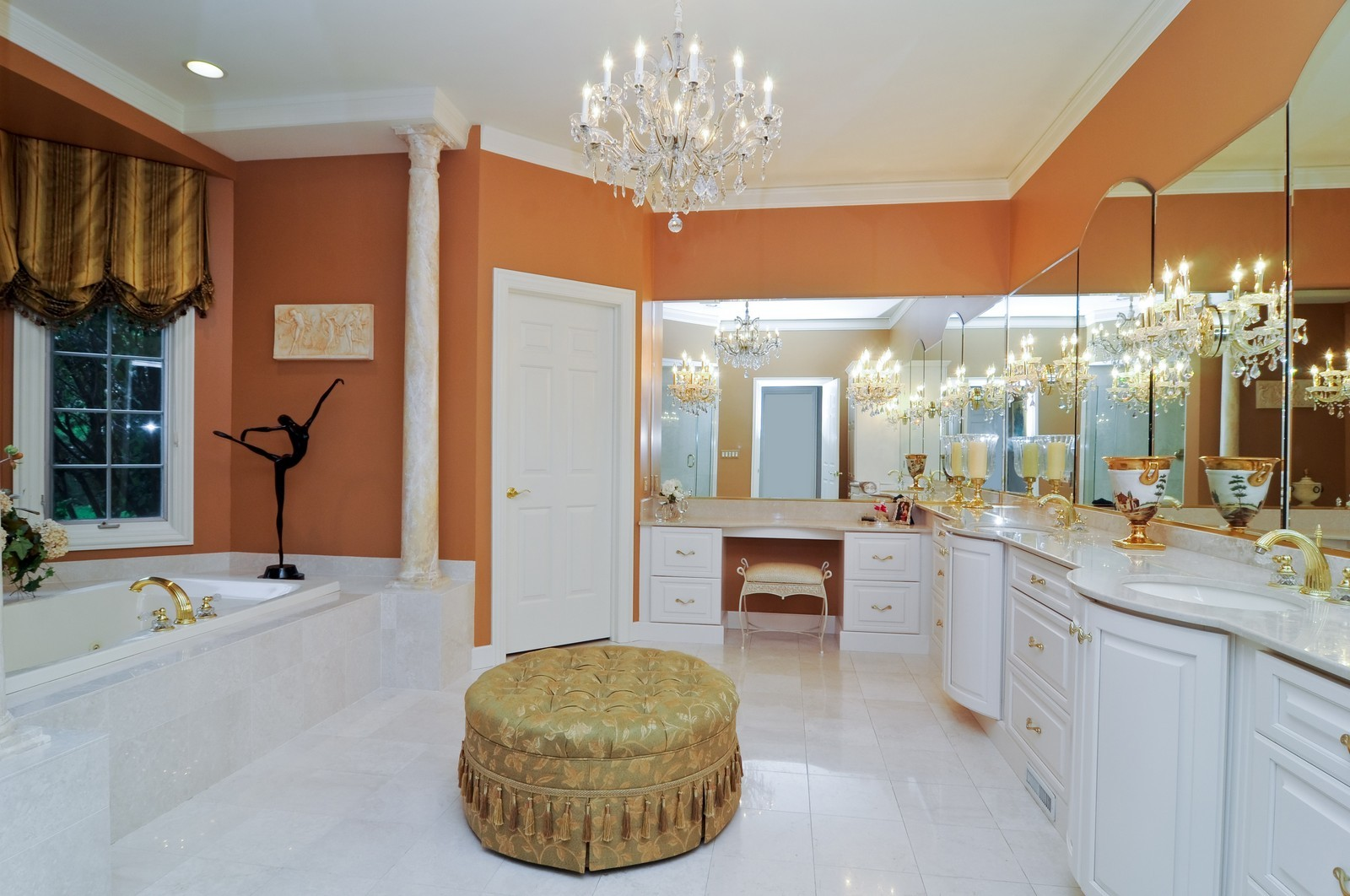 Real Estate Photography - 31 Lake Adalyn Drive, South Barrington, IL, 60010 - Master Bathroom