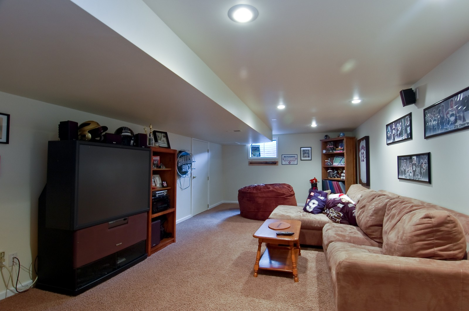 Real Estate Photography - 1109 Westfield Course, Geneva, IL, 60134 - Lower Level