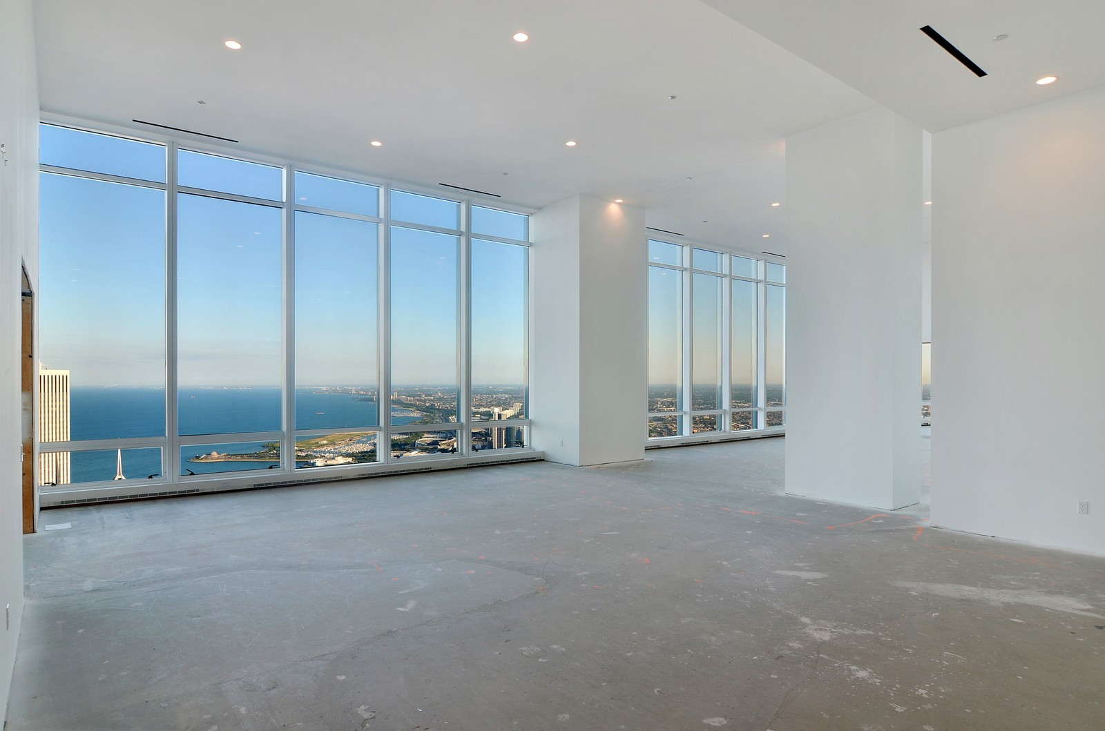 Real Estate Photography - 401 N Wabash, Unit PH89A, Chicago, IL, 60611 - Location 1