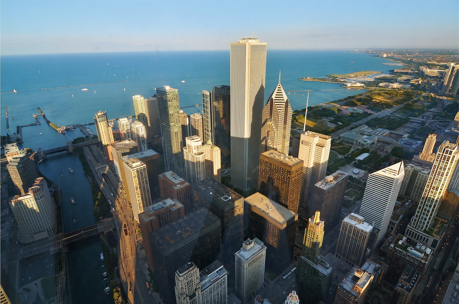 Real Estate Photography - 401 N Wabash, Unit PH89A, Chicago, IL, 60611 - Location 2