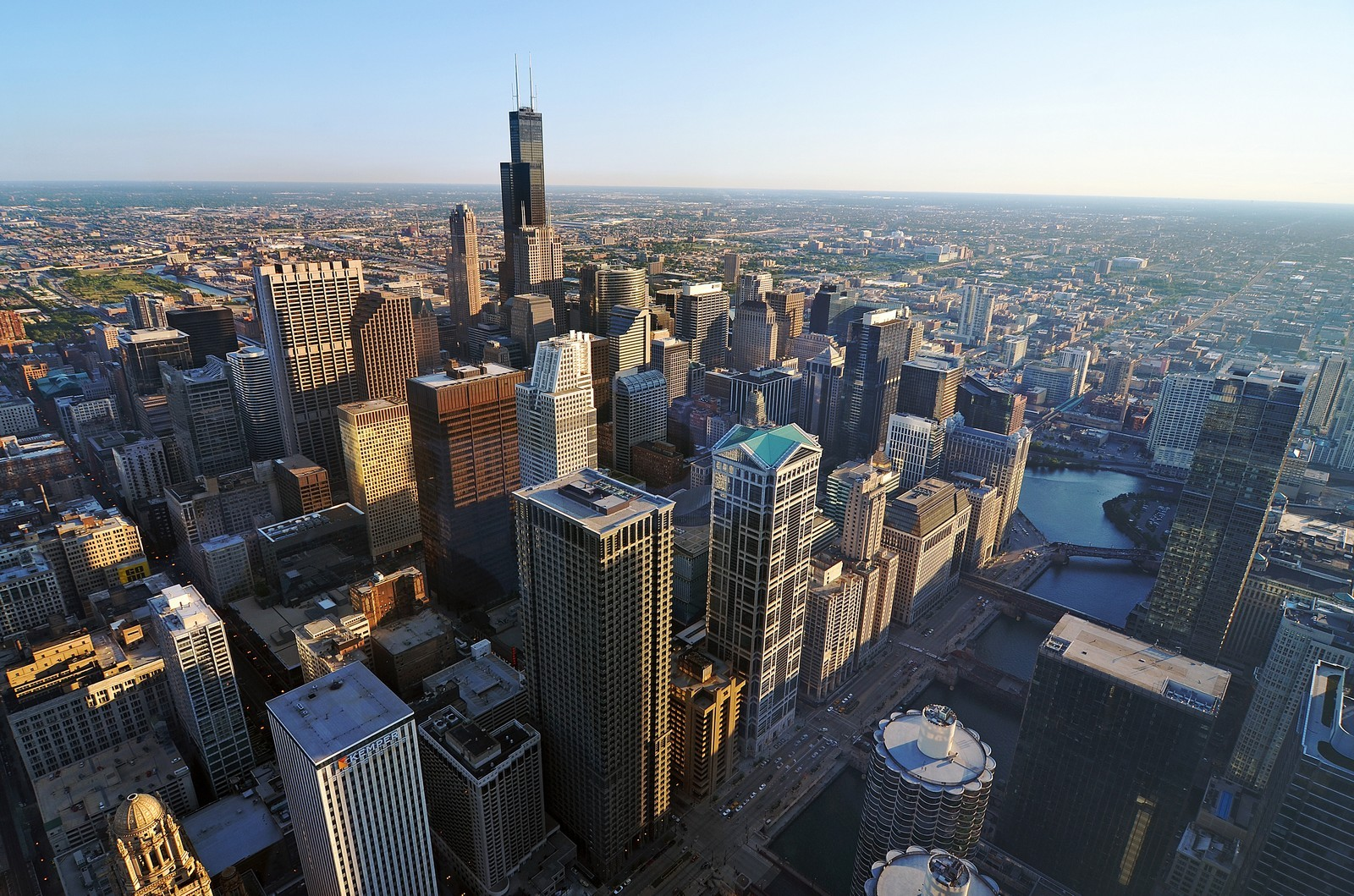 Real Estate Photography - 401 N Wabash, Unit PH89A, Chicago, IL, 60611 - Location 4