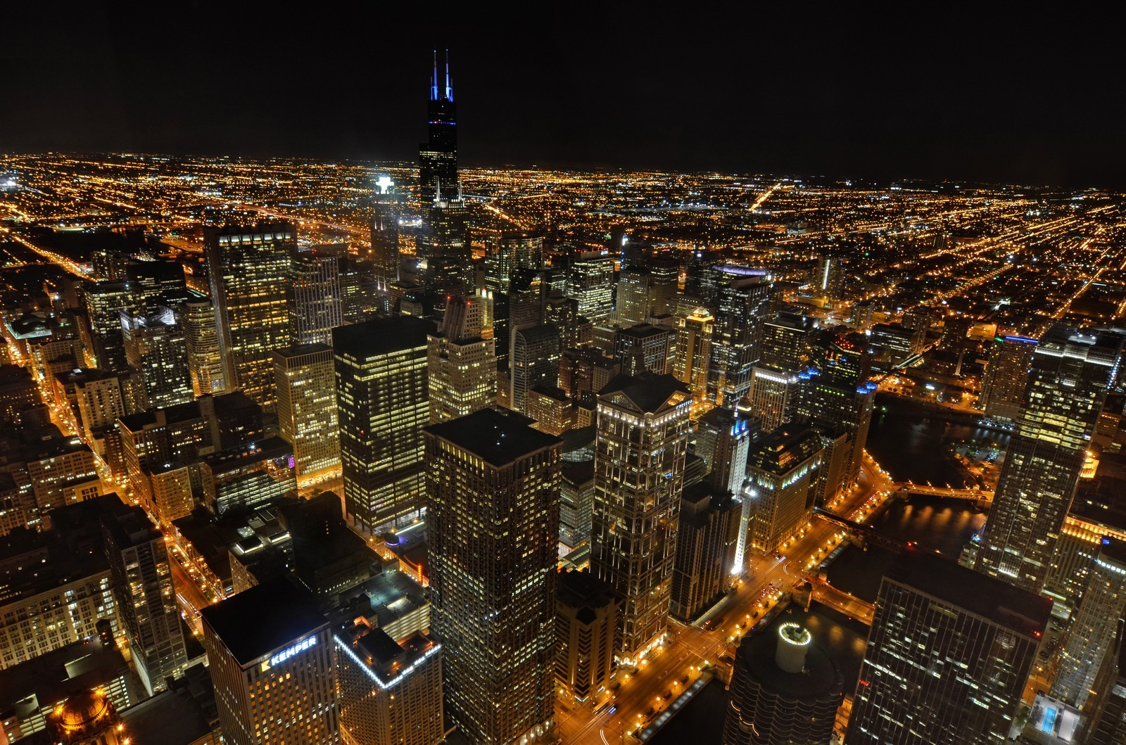Real Estate Photography - 401 N Wabash, Unit PH89A, Chicago, IL, 60611 - Location 8