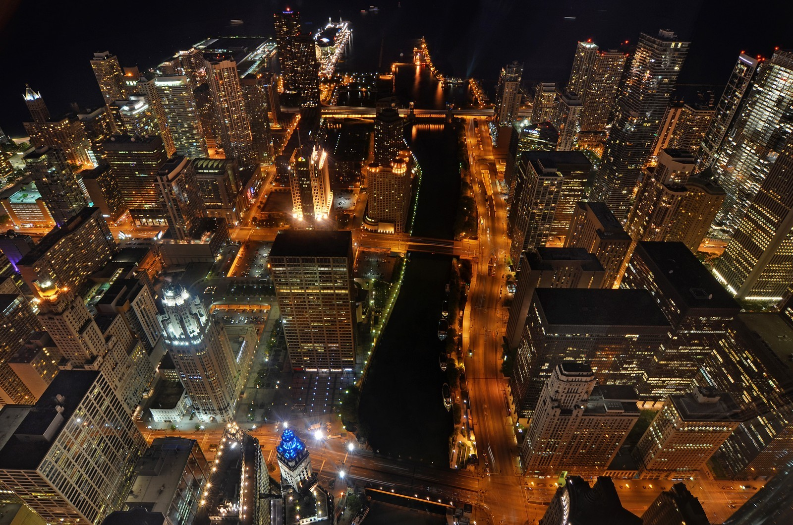 Real Estate Photography - 401 N Wabash, Unit PH89A, Chicago, IL, 60611 - Location 10