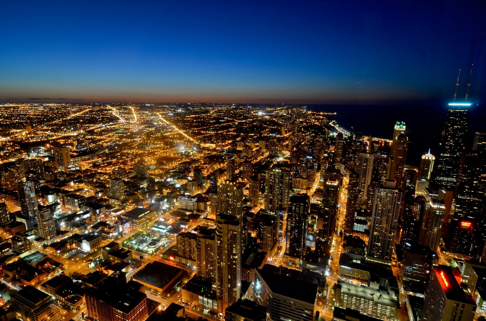 Real Estate Photography - 401 N Wabash, Unit PH89A, Chicago, IL, 60611 - Location 12