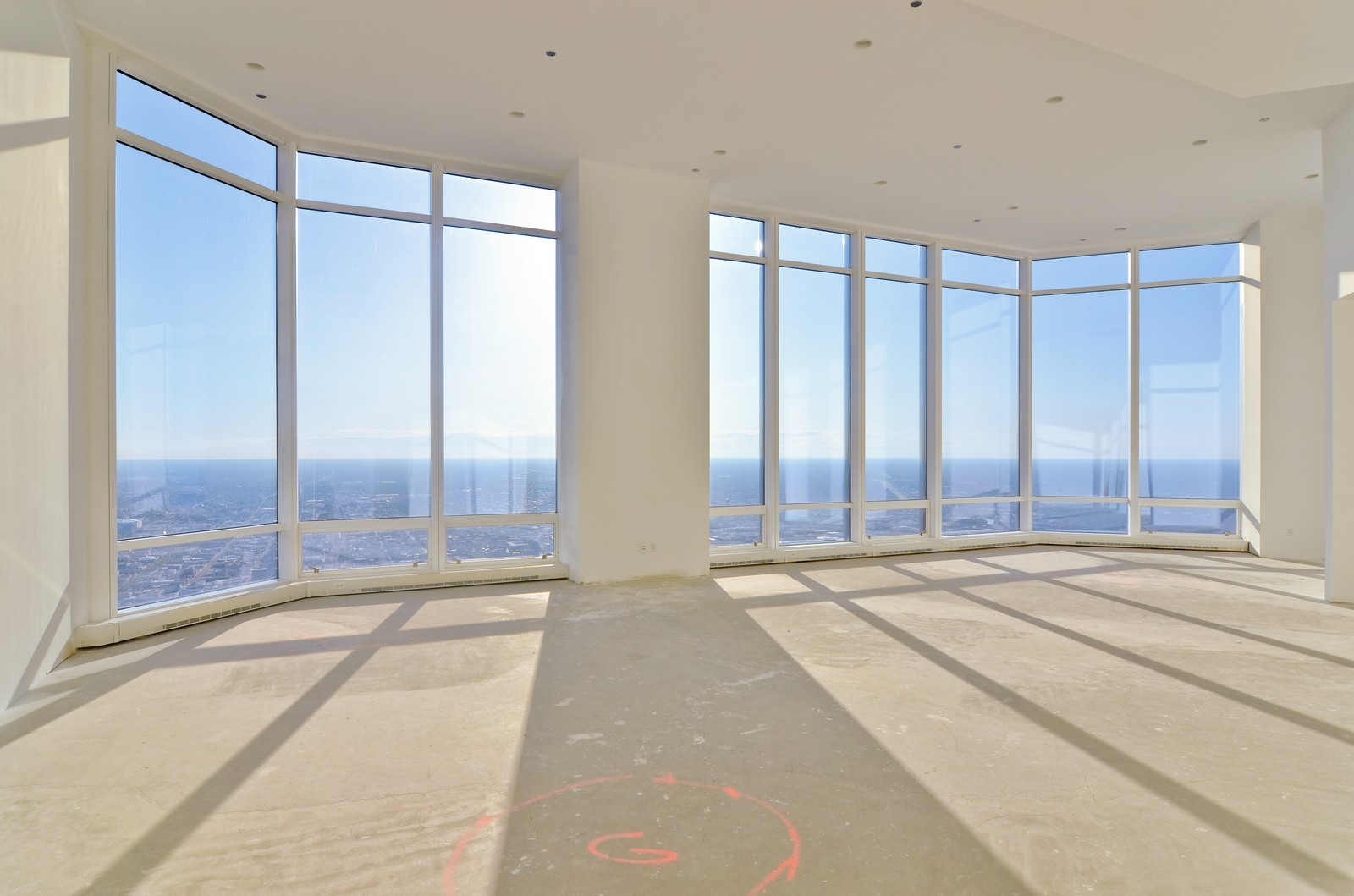 Real Estate Photography - 401 N Wabash, Unit PH89A, Chicago, IL, 60611 - Exercise Room