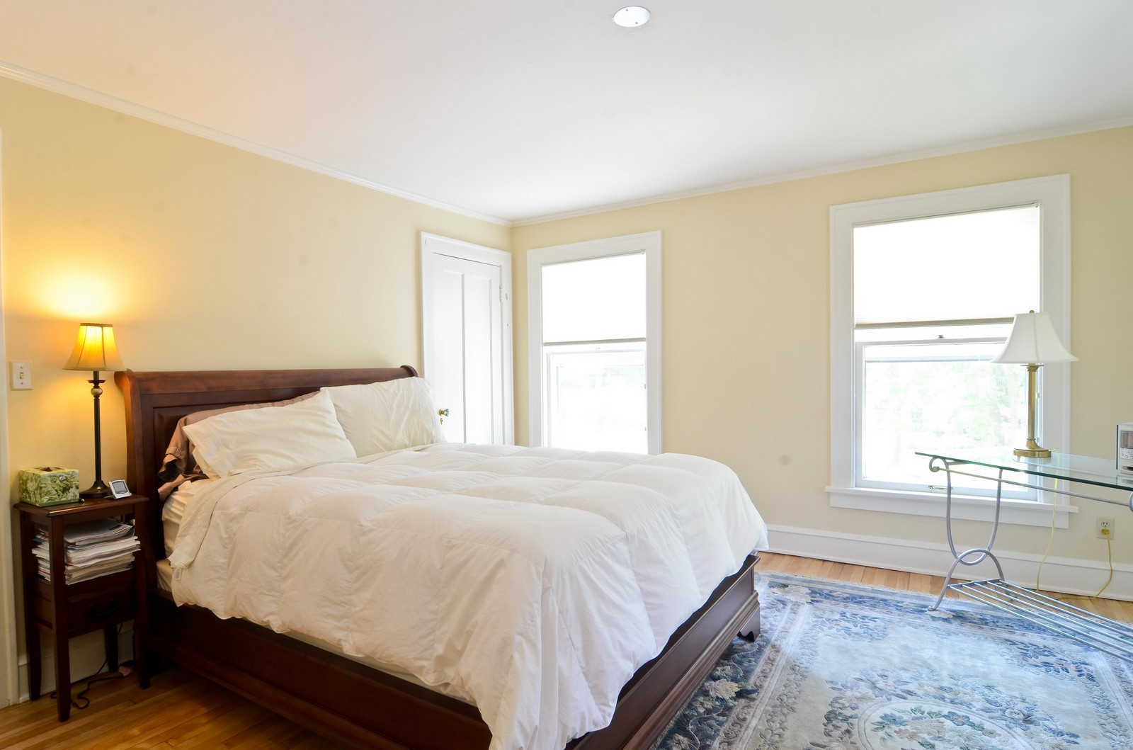 Real Estate Photography - 3444 N Hackett Ave, Milwaukee, WI, 53211 - Master Bedroom