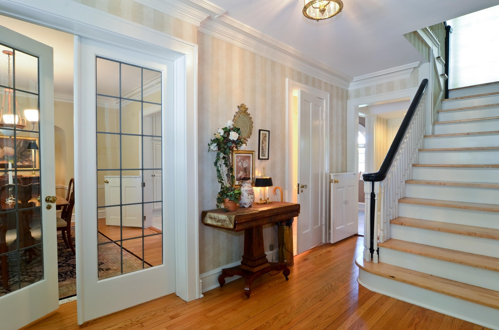 Real Estate Photography - 3444 N Hackett Ave, Milwaukee, WI, 53211 - Foyer