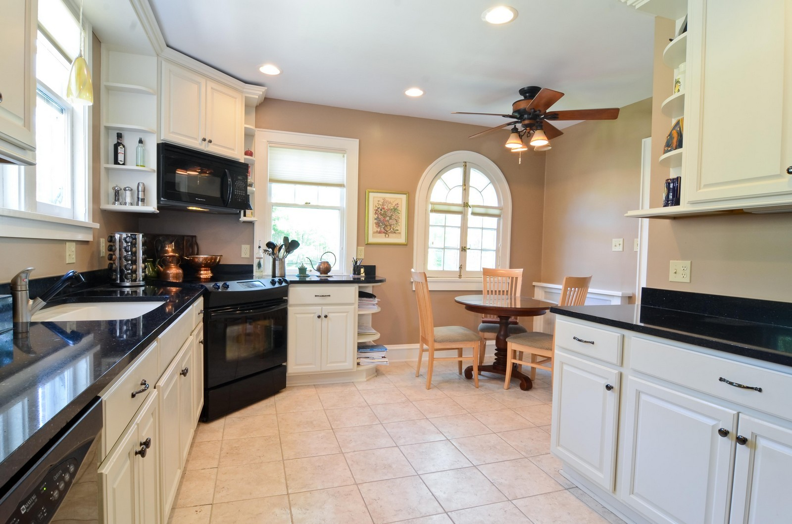 Real Estate Photography - 3444 N Hackett Ave, Milwaukee, WI, 53211 - Kitchen