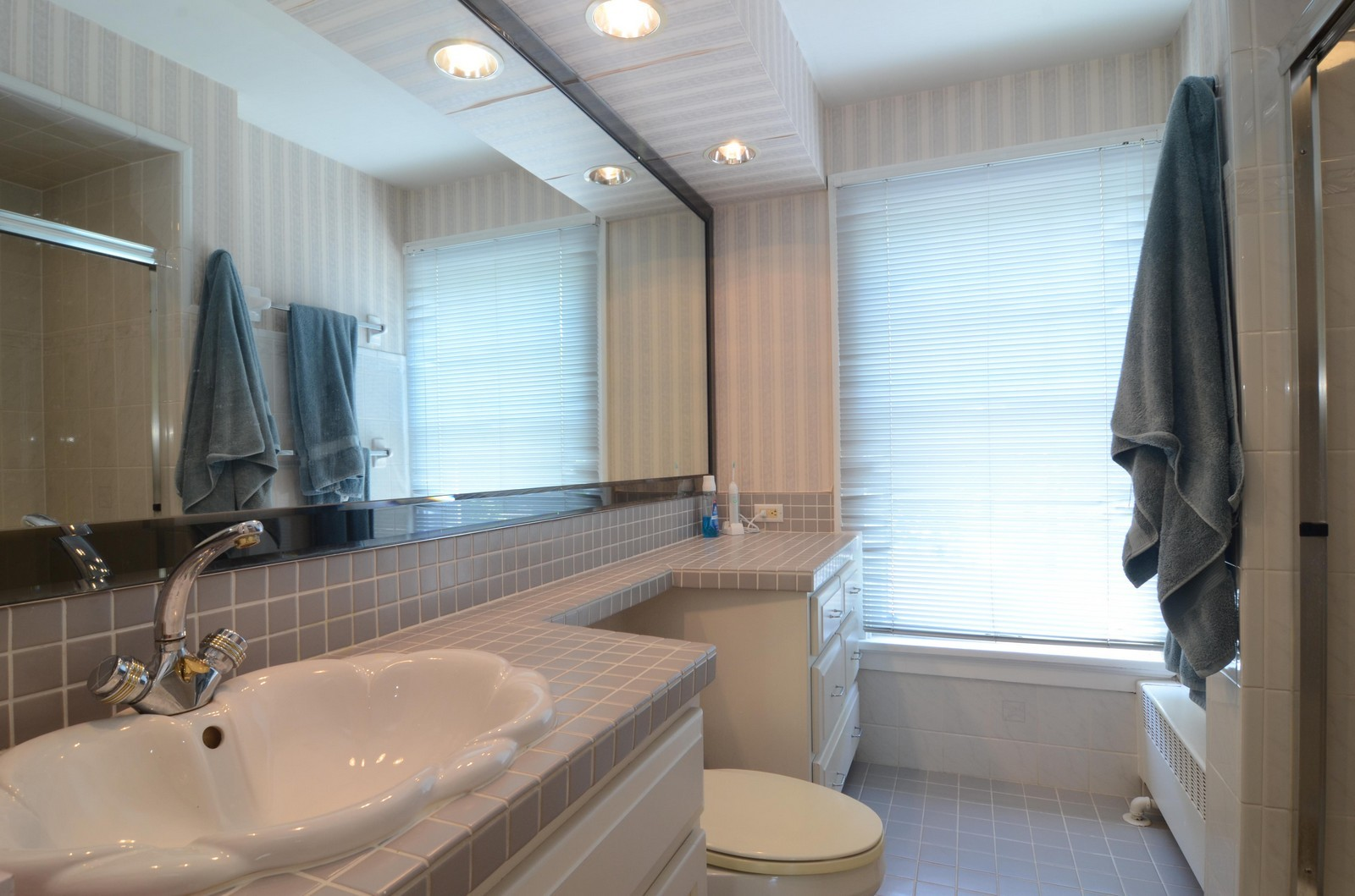 Real Estate Photography - 3444 N Hackett Ave, Milwaukee, WI, 53211 - Bathroom
