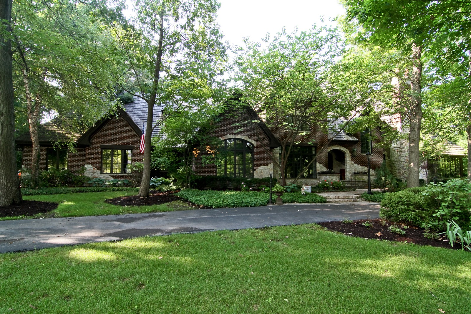 Real Estate Photography - 2901 Glenbriar Dr, St Charles, IL, 60174 - Front View