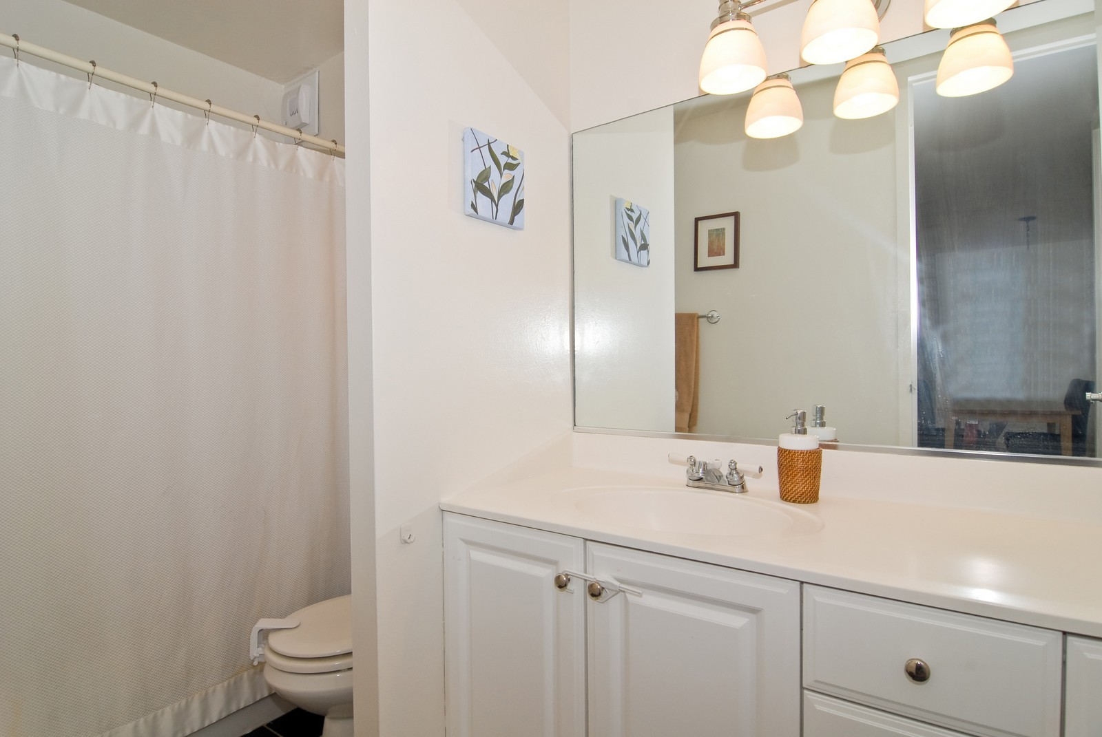 Real Estate Photography - 1660 N LaSalle, Unit 409, Chicago, IL, 60614 - Bathroom