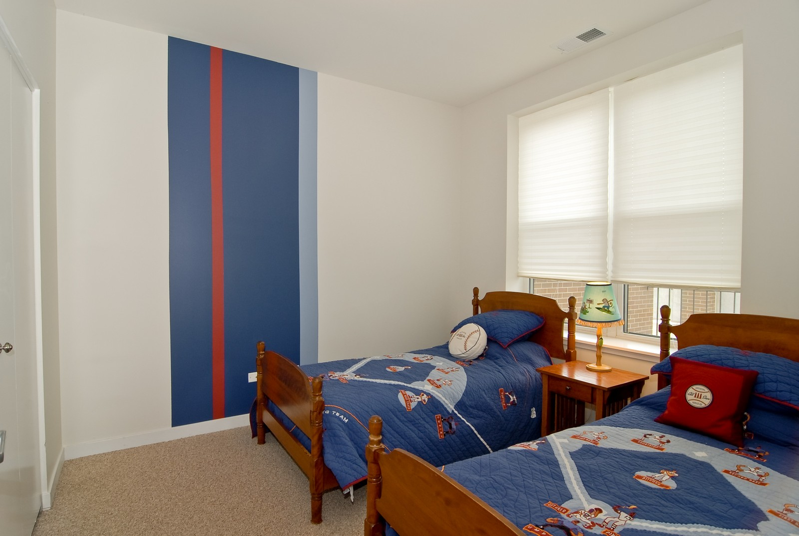 Real Estate Photography - 2510 W. Irving Park Road, 409, Chicago, IL, 60618 - 2nd Bedroom