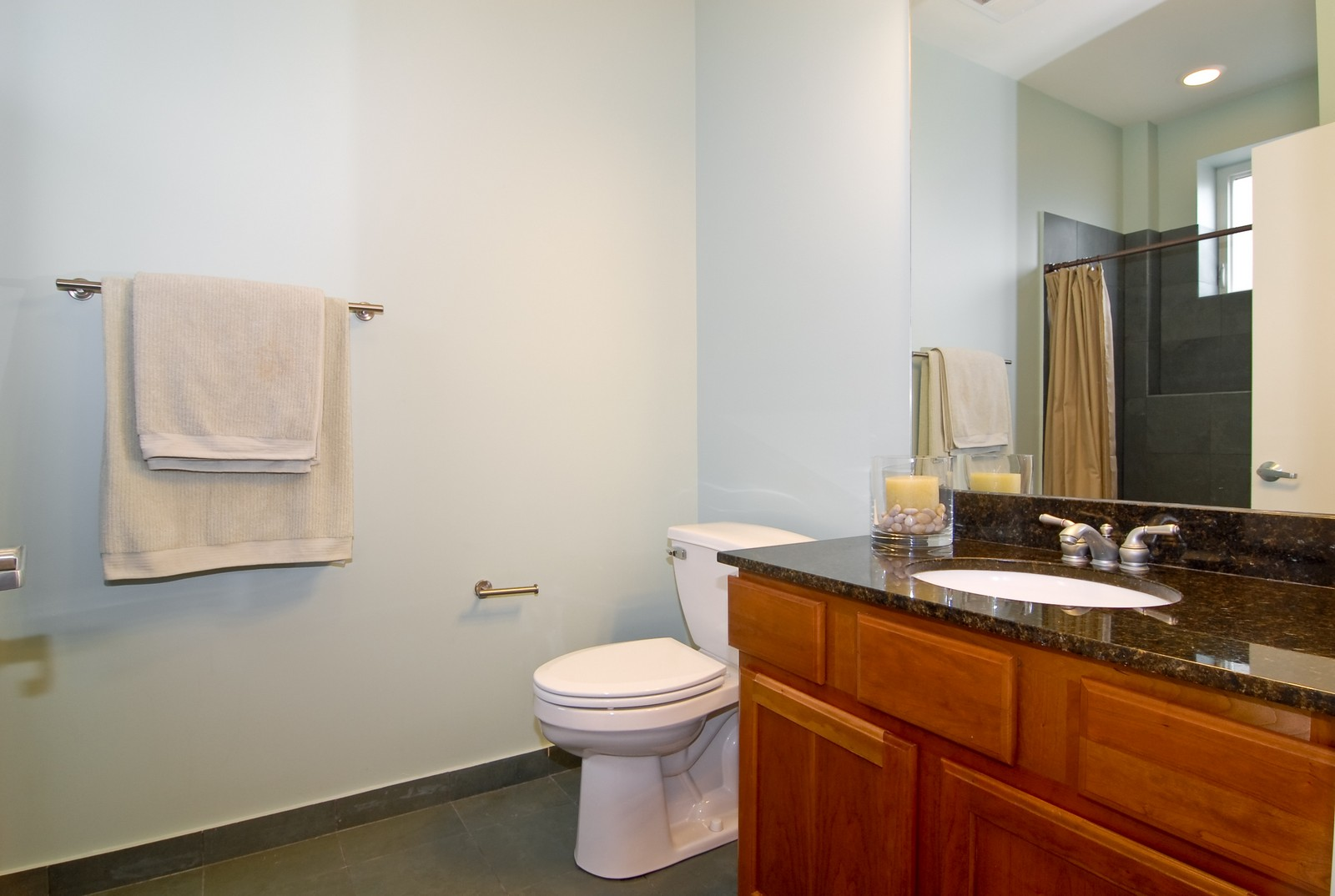 Real Estate Photography - 2510 W. Irving Park Road, 409, Chicago, IL, 60618 - Bathroom