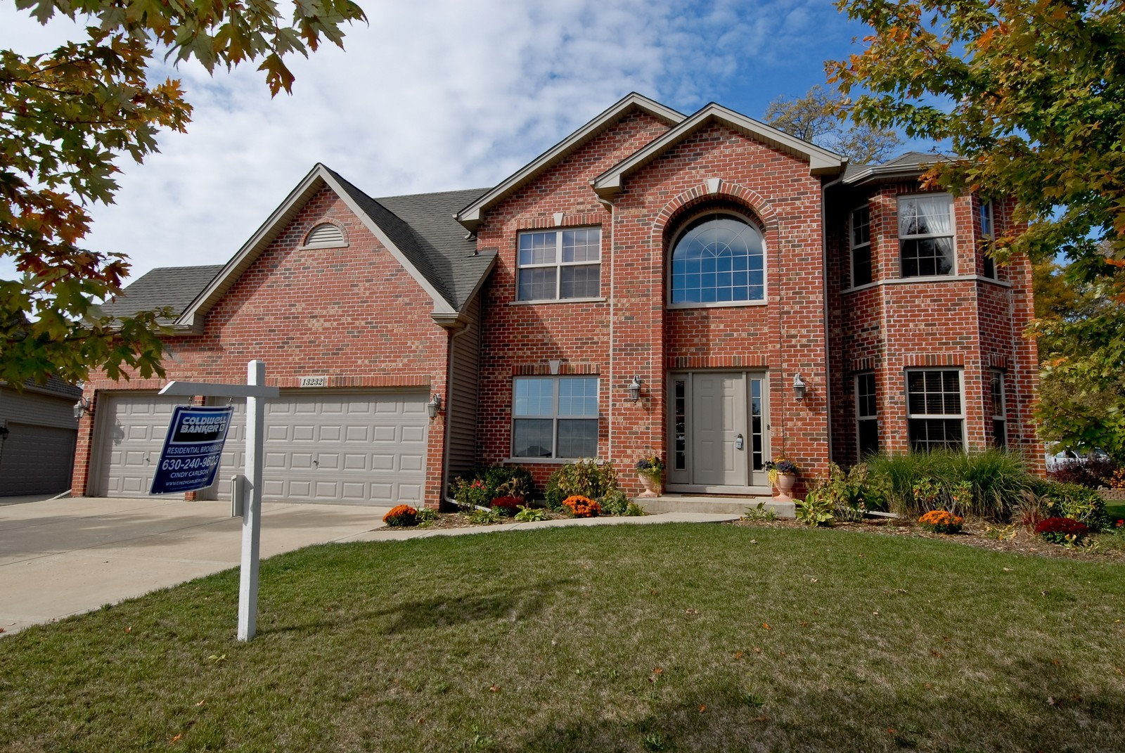 Real Estate Photography - 13232 Birdseye Court, Plainfield, IL, 60585 - Location 9