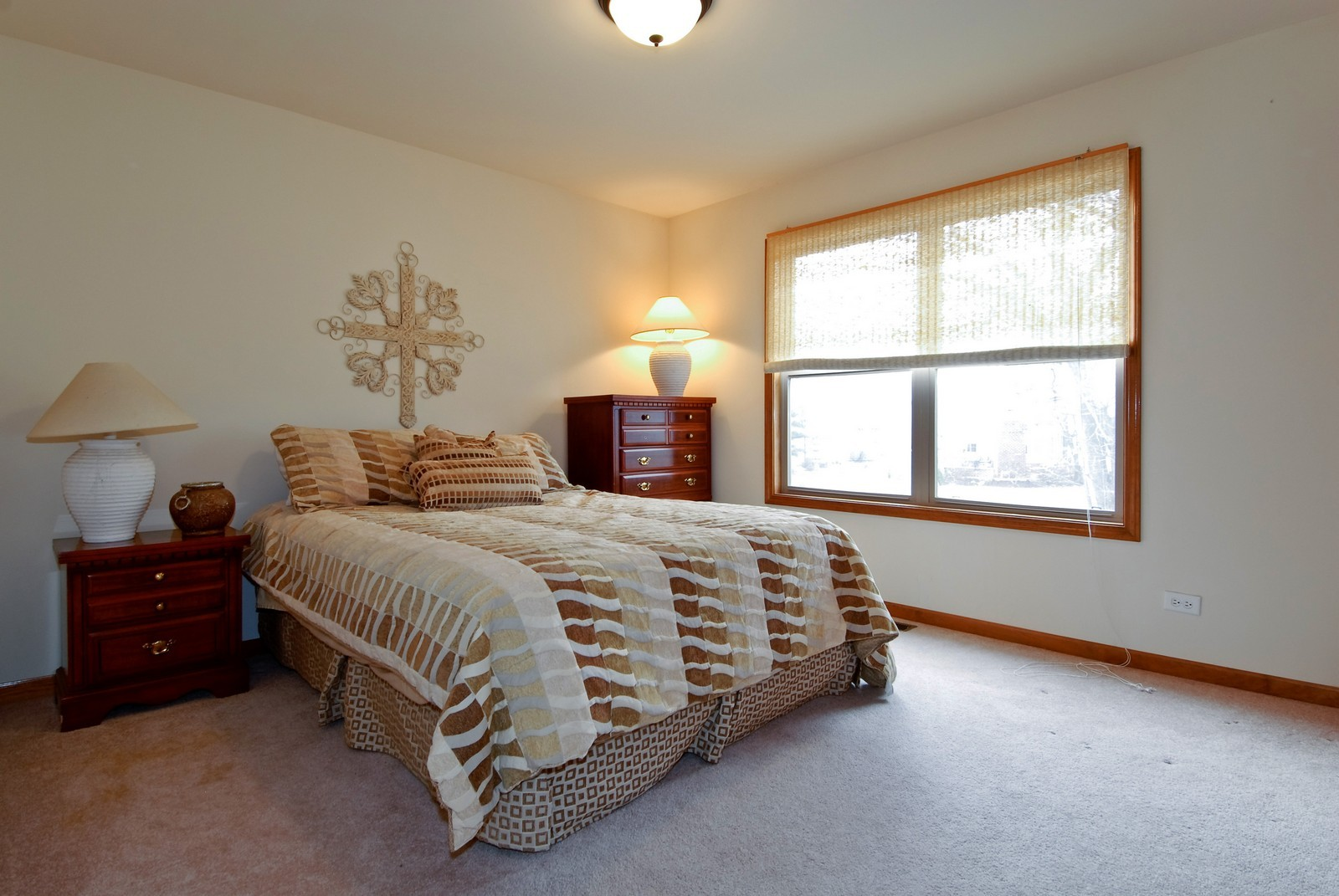 Real Estate Photography - 13232 Birdseye Court, Plainfield, IL, 60585 - 2nd Bedroom