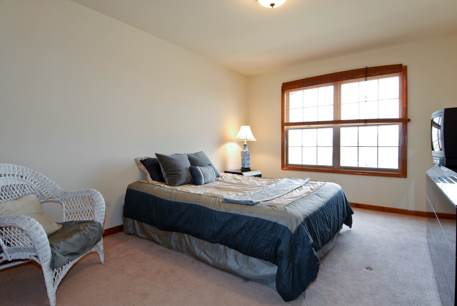 Real Estate Photography - 13232 Birdseye Court, Plainfield, IL, 60585 - 3rd Bedroom