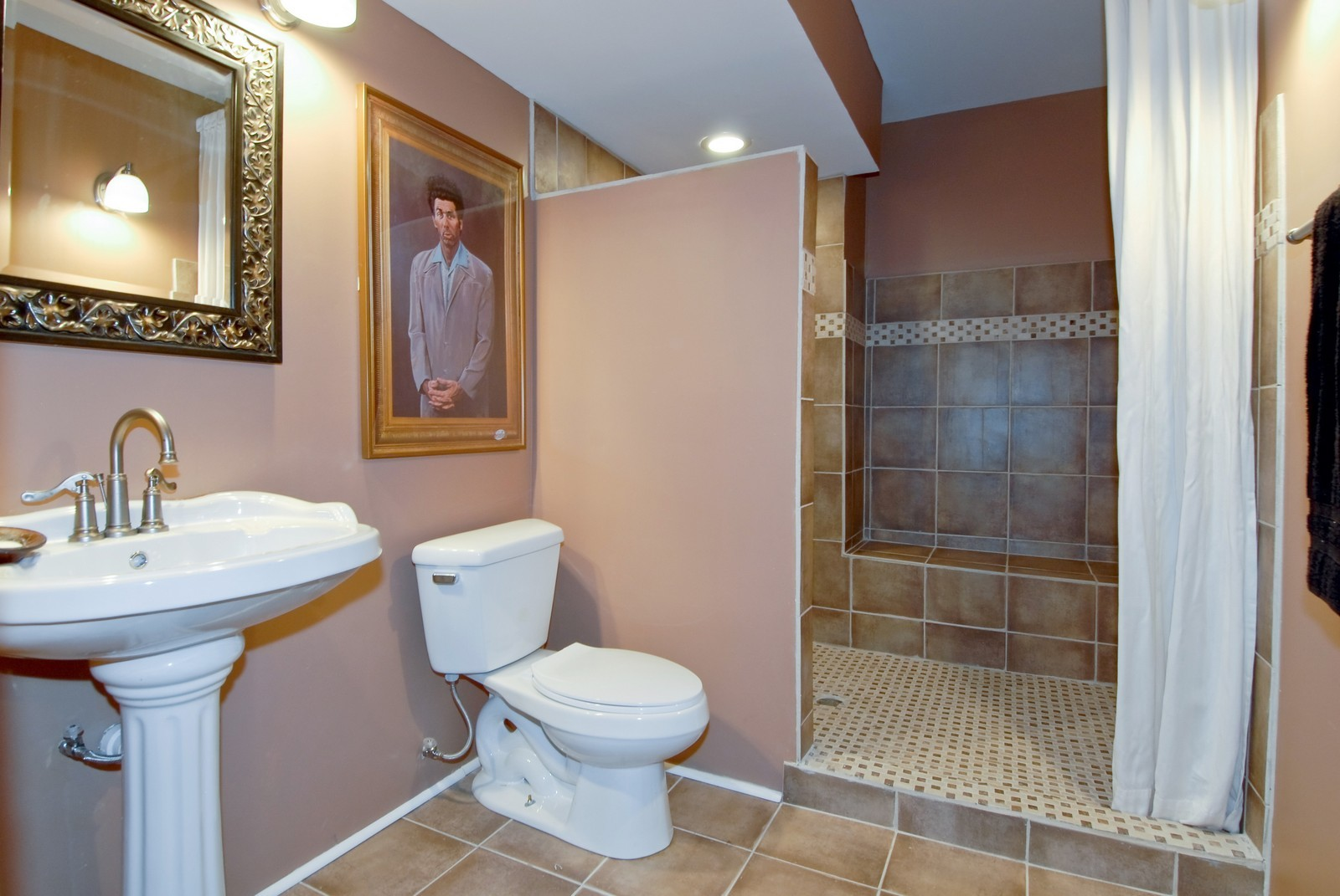 Real Estate Photography - 13232 Birdseye Court, Plainfield, IL, 60585 - Lower Level