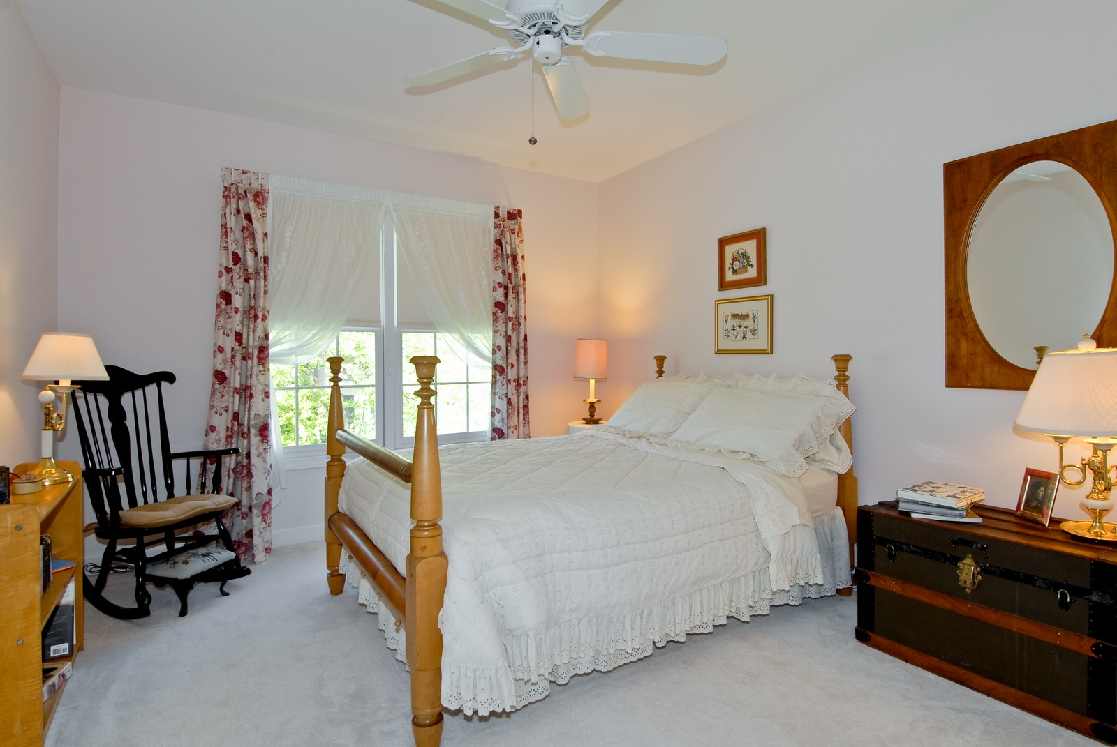 Real Estate Photography - 3742 King George Ln, St. Charles, IL, 60174 - 2nd Bedroom
