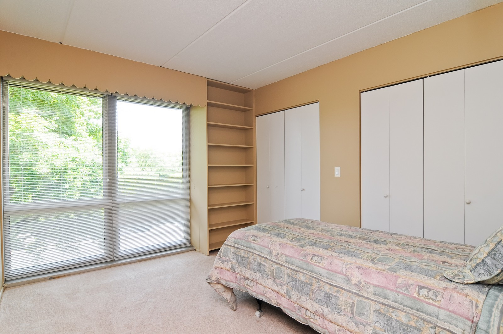 Real Estate Photography - 1301 N. Western, 329, Lake Forest, IL, 60045 - 2nd Bedroom