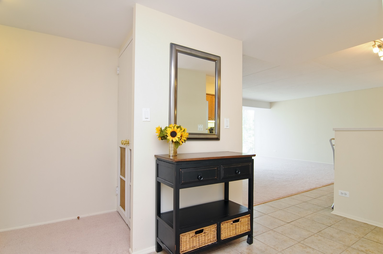 Real Estate Photography - 1301 N. Western, 329, Lake Forest, IL, 60045 - Foyer