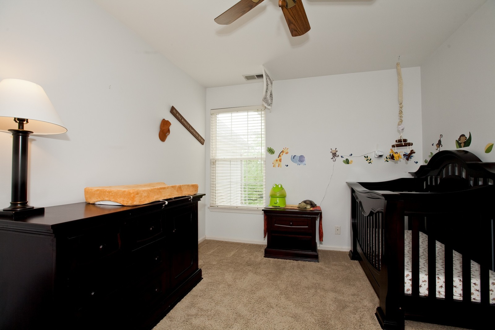 Real Estate Photography - 6131 Wingate, Lisle, IL, 60532 - 2nd Bedroom