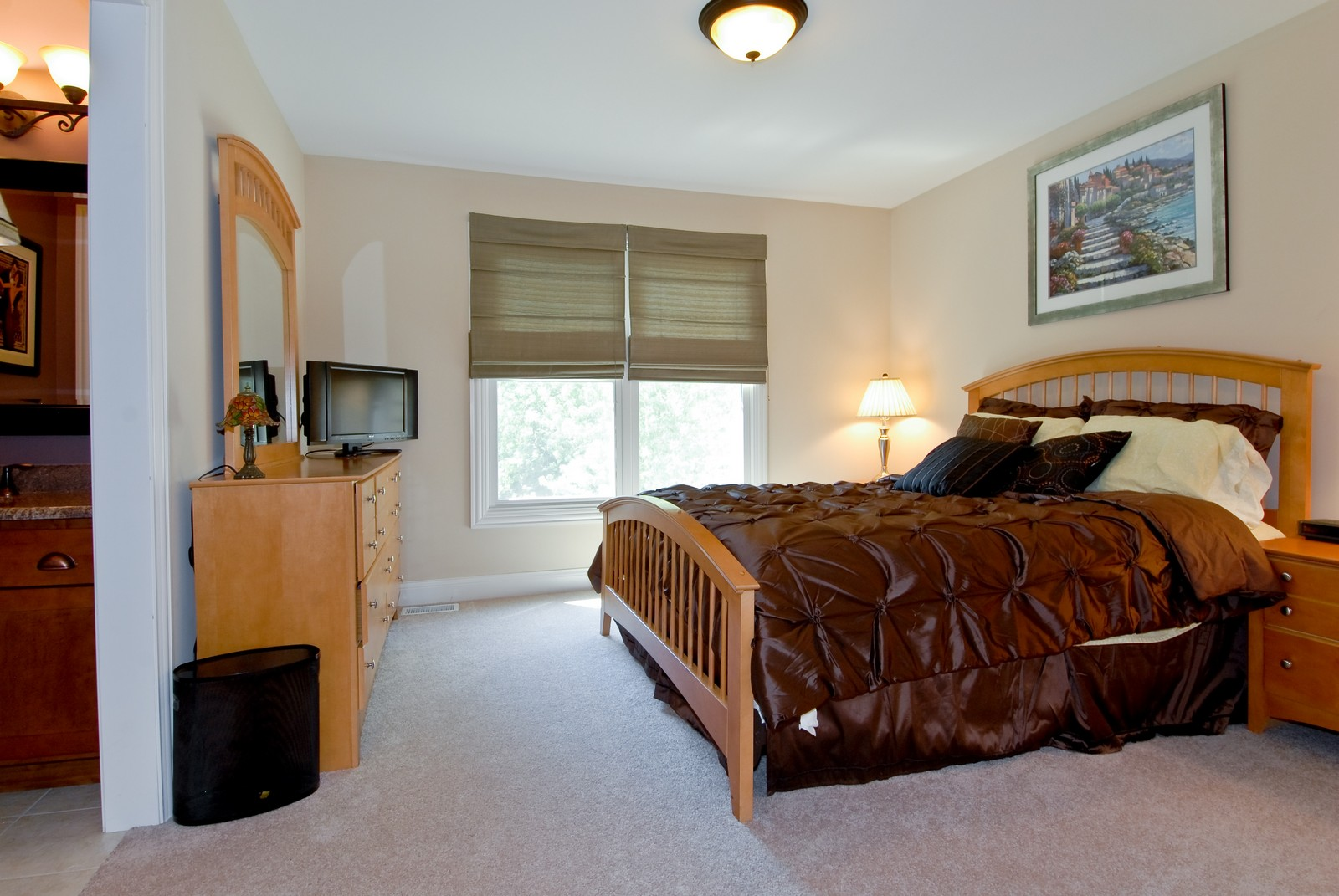 Real Estate Photography - 1221 Wing Ave, St. Charles, IL, 60174 - 2nd Bedroom