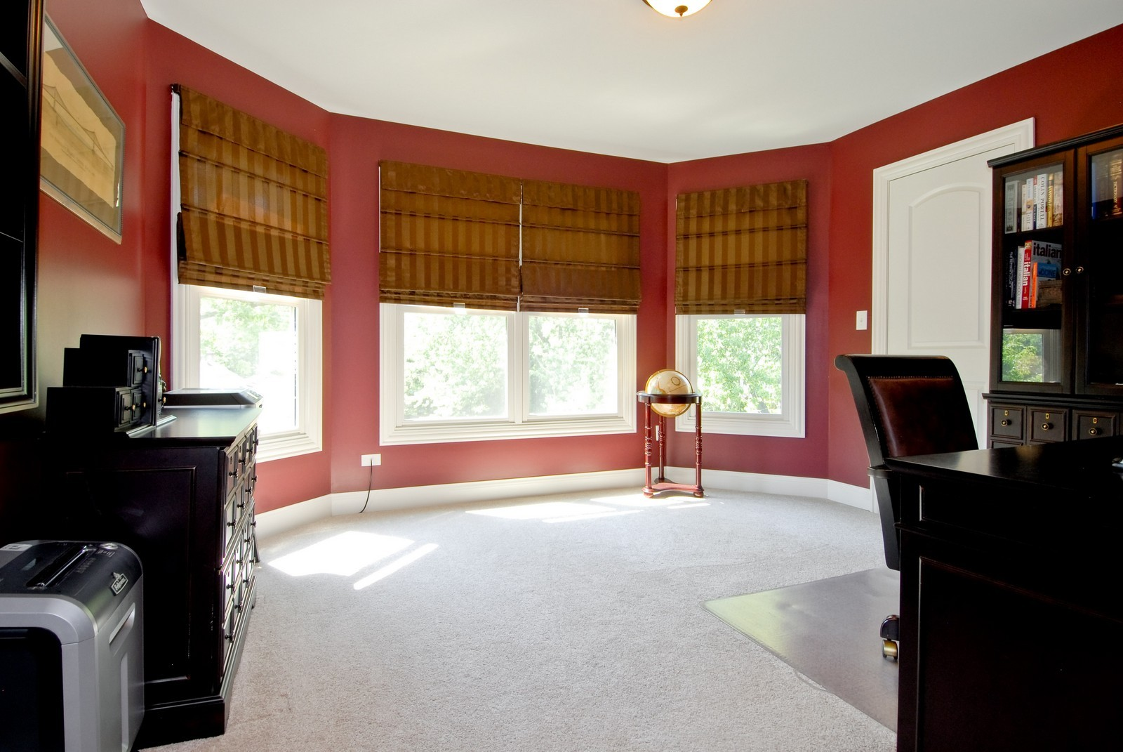 Real Estate Photography - 1221 Wing Ave, St. Charles, IL, 60174 - 3rd Bedroom