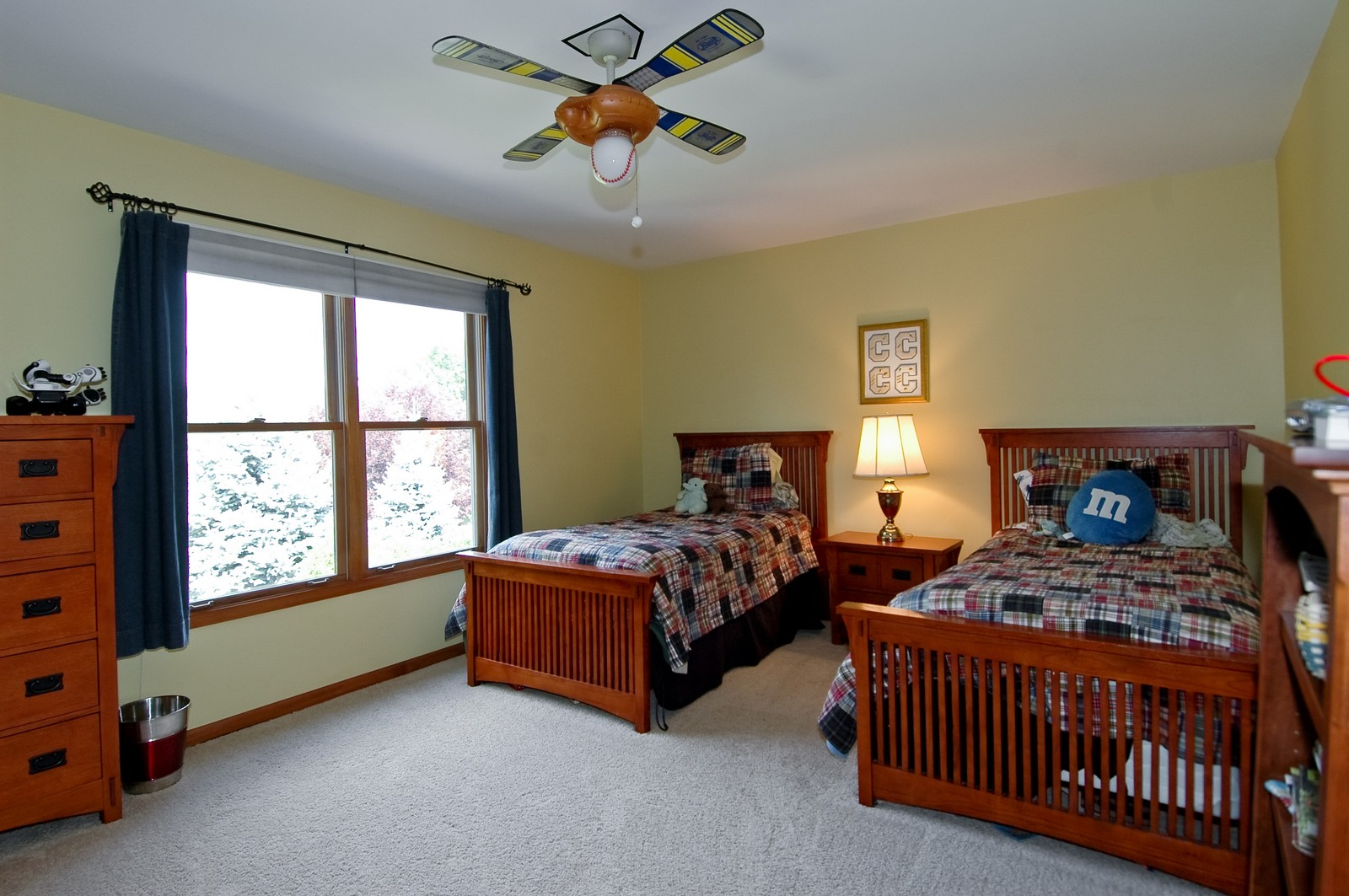 Real Estate Photography - 903 KING JAMES, ST CHARLES, IL, 60174 - Bedroom