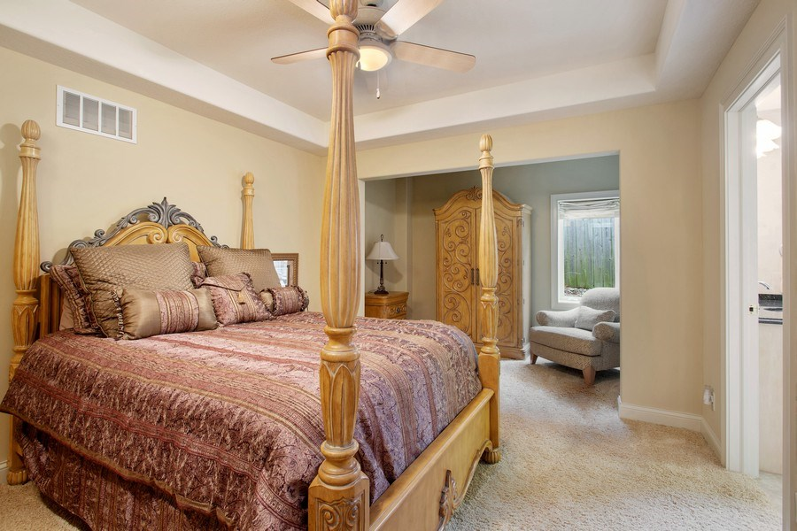 Real Estate Photography - 10946 N SOUTHSHORE DRIVE, SYRACUSE, IN, 46567 - 4th Bedroom