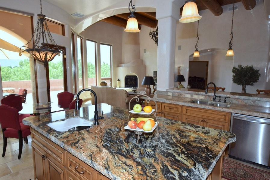 Real Estate Photography - 909 Nicholas Ct, Bernalillo, NM, 87004 - Kitchen