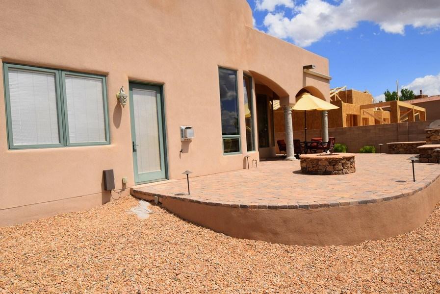 Real Estate Photography - 909 Nicholas Ct, Bernalillo, NM, 87004 - Back Yard