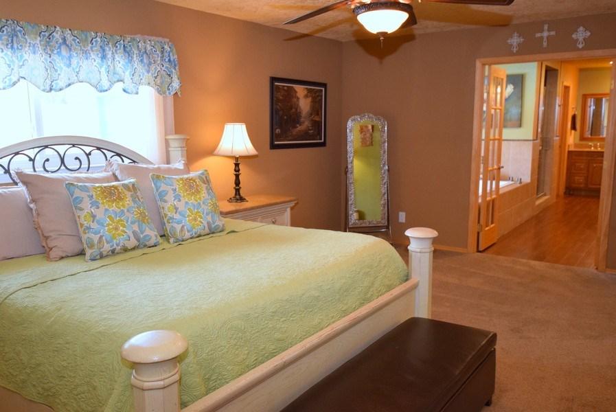 Real Estate Photography - 1419 Catron SE, Albuquerque, NM, 87123 - Master Bedroom