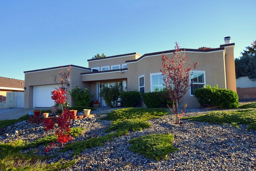 Real Estate Photography - 1617 Catron Ave SE, Albuquerque, NM, 87106 - Front View