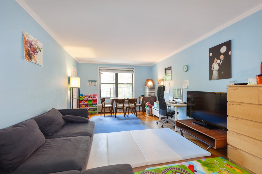 Real Estate Photography - 80-35 Springfields Blvd., 2N, Queens Village, NY, 11427 - Living Room