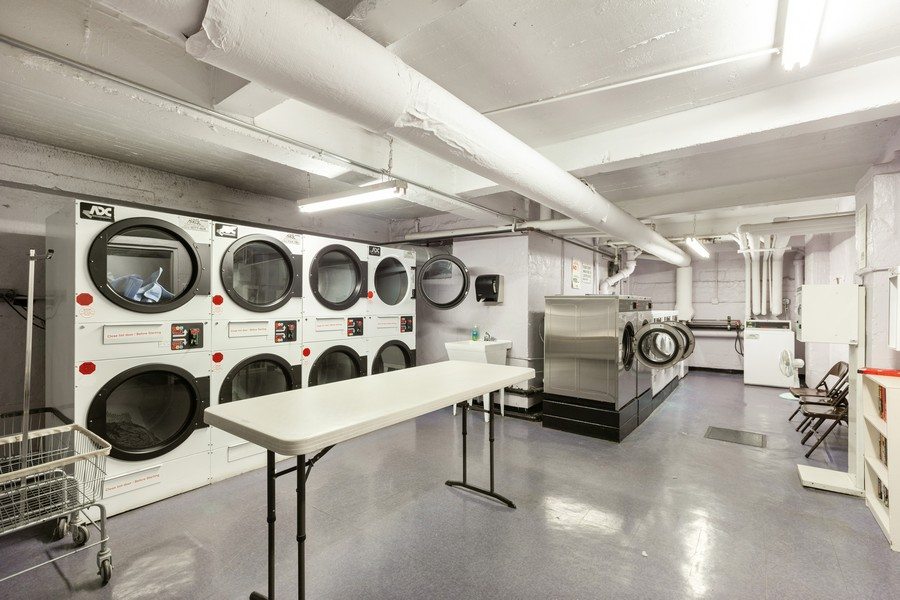 Real Estate Photography - 80-35 Springfields Blvd., 2N, Queens Village, NY, 11427 - Laundry Room