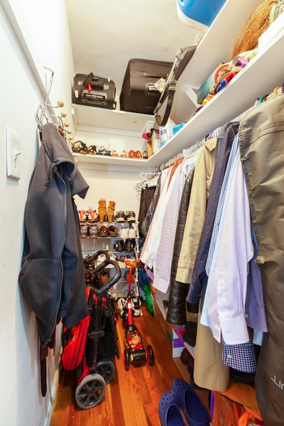 Real Estate Photography - 80-35 Springfields Blvd., 2N, Queens Village, NY, 11427 - Closet
