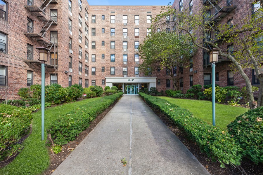 Real Estate Photography - 80-35 Springfields Blvd., 2N, Queens Village, NY, 11427 - Front View