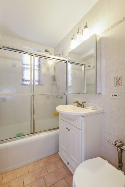 Real Estate Photography - 80-35 Springfields Blvd., 2N, Queens Village, NY, 11427 - Bathroom